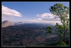 Landscape from Nandi Hills